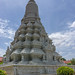 One of many Royal Palace Stupas in Phnom Penh
