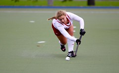 Hockey player (stephencharlesjames) Tags: field hockey womens sport college sports ball ncaa middlebury vermont keene state