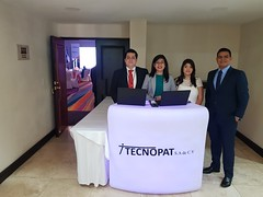 Tecnopat - Desayuno Tecnológico en El Salvador