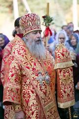 47. Престольный праздник свв. мучениц в соборе г. Святогорска 30.09.2018
