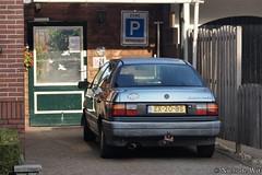 1991 Volkswagen Passat CL (NielsdeWit) Tags: nielsdewit zx20bs vw volkswagen passat cl neusbeer senioren 1991 b3