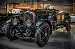 1924 BENTLEY 3/4,5 OPEN TOURER (Peter's HDR hobby pictures) Tags: petershdrstudio hdr classiccar bentley classicremise car oldtimer klassiker auto