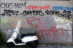 graffiti in Amsterdam (wojofoto) Tags: amsterdam nederland netherland holland graffiti streetart wojofoto wolfgangjosten tags tag