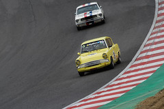 HSCC/HRSR Historic Touring Car Championship Ford Anglia (motorsportimagesbyghp) Tags: brandshatch motorsport motorracing autosport hscc hrsr fordanglia historic touringcar championship