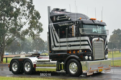 Thorpe Custom Trucks - Kenworth K200 (Bourney123) Tags: truck trucks trucking highway haulage diesel kenworth truckshow shine bobtail australia kenworthklassic