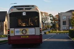 27 (Callum's Buses and Stuff) Tags: 7900 volvo lothianbuses lothian bus buses edinburgh madderandwhite madderwhite madder edinburghbus busesedinburgh iron hybrid man volvo7900