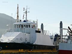 """Vengsøy"" (OlafHorsevik) Tags: ferge ferga ferry ferja ferje torghattennord thn tromsø vengsøy"