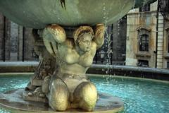 DSC_0005_1 (en.putrino) Tags: palermo sicilia italia sicily piazza pretoria massimo teatro statue leone fontana della vergogna acqua cielo nuvole clouds sky italy