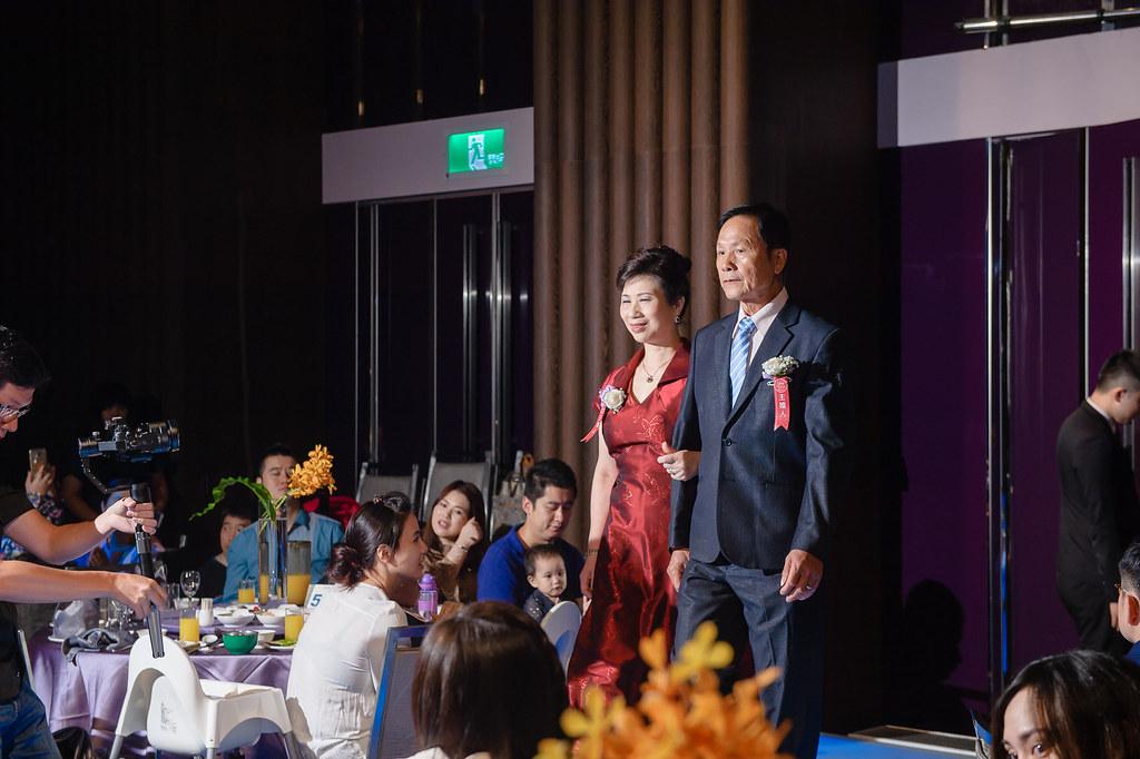 《婚攝小晴》Crystal & Huang / 新莊典華