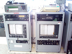Howeywell ELAC SBES and Side Scan Units with Heave Compensator and Satellite Fax-Phone (Serendigity) Tags: navy sml maritime marine hydrographicservice electronics equipment cairns australia hydrographicsurveyingship royalaustraliannavy chartroom surveymotorlaunch nautical hmasshepparton queensland au