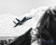 """F-15C """"CITY OF MCMINNVILLE"""" GIVING A KID AN AIRSHOW (AvgeekJoe) Tags: 123fightersquadron 123rdfs 123rdfightersquadron 142fw 142ndfw 142ndfighterwing 860151 airforce airnationalguard boeingeagle boeingf15eagle boeingf15ceagle cityofmcminnville d5300 dslr f15c f15ceagle kpdx mcdonnelldouglasf15eagle mcdonnelldouglasf15ceagle nikon nikond5300 oregonang oregonairnationalguard oregonairnationalguard142dfighterwing pdx portlandairnationalguardbase portlandinternationalairport usairforce usaf airsuperiorityjet aircraft airplane aviation combataircraft eagle fighterjet jet militaryaircraft militaryaviation panning plane"""