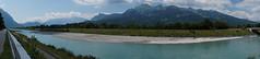 Border between Liechtenstein and Swiss (Sir_Francis_Barney) Tags: liechtenstein border rhein