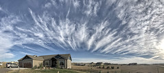 Streaking Cirrus (northern_nights) Tags: pano panorama cirrus clouds sky cheyenne wyoming