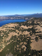 2018. Aerial view of Crater Lake National Park, Oregon. (USDA Forest Service) Tags: usda usfs forestservice stateandprivateforestry foresthealthprotection region6 r6 craterlakenationalpark craterlake aerialsurvey 2018 aerialphoto oblique oregon whitebarkpine aerialdetectionsurvey forestinsect forestdisease ads bensmith lowelevationphotography forest aerialphotography