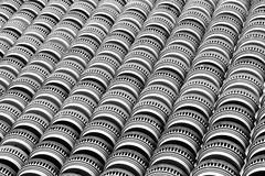Bangkok, Thailand (gstads) Tags: bangkok krungthep thailand thai architecture line lines curve curves geometry geometric balcony balconies repetition pattern patterns building apartments flat symmetry diagonal texture