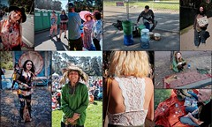 people at hardly strictly 2018 (m_spoke) Tags: hardlystrictly people events sf goldengatepark street festivals fujix100t