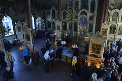 _DSC4578 (Aris_Totel) Tags: orthodoxy church architecture faith people saint light sunray window monastery chapel kirk father