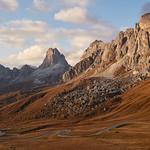 Autumn at the Passo Giau thumbnail