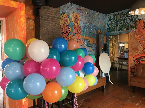 Heliumballonnen Europarcs Resort Veluwemeer Nunspeet
