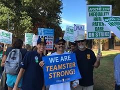 AFSCME Strike @ UCSB 36