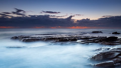 It's Always Been You (Visual Clarity Photography) Tags: 2018 spring landscape nisihorizonneutraldensityfilter nikond500 d500 whitewater sunrise nisifilters nikkor1635mmf4ed longexposure september rocks seq au landscapephotography clouds ocean sunshinecoast coolum pacificocean qld nisireversegradnd8 nikon seascape southeastqueensland australia pointarkwright queensland