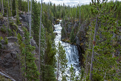 Kepler Cascades, Yellowstone National Park (Rick Knepper) Tags: fujifilmgfx50s gf3264mmf4rlmwr