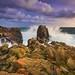 Storm Knud (bodoedthofer) Tags: storm knud balticsea ostsee östersjön water wasser meer ocean rocks beach heaven felsen ozean himmel landschaft landscape nature landscapephotography