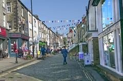 320A7488 Sheep Street Skipton (Leeds Lad at heart) Tags: street cobbles uk yorkshire skipton shops