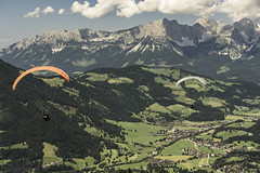 Up And Above (Norse_Ninja) Tags: paragliders paragliding skychasers clouds kitzbuhel alps nature hobby panasonic gh5 journeyj17