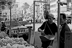 New York - ON1 (xherexthere) Tags: green new york newyork photography street streetphotography