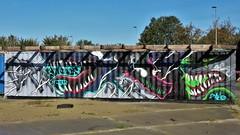 Avoid / Chinastraat - 24 sep 2018 (Ferdinand 'Ferre' Feys) Tags: gent ghent gand belgium belgique belgië streetart artdelarue graffitiart graffiti graff urbanart urbanarte arteurbano ferdinandfeys