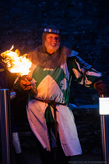 Owain Glyndwr Weekend 2018 (Coed Celyn Photography) Tags: knights knight armour reenactment larp medieval re enact harlech castle north wales gwynedd snowdonia eryri cymru cymraeg torches torch light lit flames flame fire burning burn march parade living history