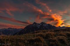 Fire (Lindis Tirol) Tags: tirol austria sunset flickrunitedaward