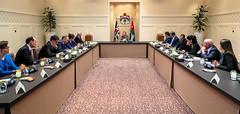 جلالة الملك عبدالله الثاني يلتقي رؤساء تحرير صحف يومية وكتابا صحفيين وإعلاميات (Royal Hashemite Court) Tags: jordan amman kingabdullahii media الأردن رؤساء تحرير جلالة الملك عبدالله الثاني