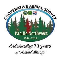 2016. Cooperative Aerial Survey, Pacific Northwest, 1947-2016. Celebrating 70 years of Aerial Survey. (USDA Forest Service) Tags: usda usfs forestservice foresthealthprotection stateandprivateforestry region6 r6 pacificnorthwestregion foresthealthhighlights 2016 logo aerialdetectionsurvey aerialsurvey 70yearcelebration forestinsect forestdisease aerialdetectionsurveys celebration oregondepartmentofforestry odf washingtonstatedeparmentofnaturalresources wdnr cooperativesurvey