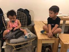 2018.9.23 中秋烤肉趴 (amydon531) Tags: baby boys kids brothers justin jarvis family cute girls 中秋節 moon festival barbecue bbq