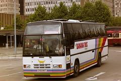 MERJURY, PAISLEY G481MVF (bobbyblack51) Tags: merjury paisley g481mvf volvo b10m60 plaxton paramount ambassador travel 116 buchanan bus station glasgow 1995