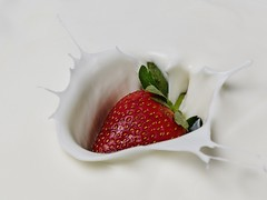 IMG_3894_Backup (Fear_Through_The_Eyes) Tags: strawberry closeup highspeed fruits