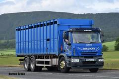 MACKAY'S HAULAGE IVECO EUROCARGO 280 SP54 DUU (Darren (Denzil) Green) Tags: mackayshaulage sp54duu mackay's float transport cattlefloat cattletransport livestocktransport livestockhaulage mackayhaulagedornoch 280 eurocargo iveco