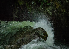 Waterfall Spray (JKmedia) Tags: boultonphotography northwales waterfall water river rapid