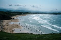 Playa de Meron (mripp) Tags: art vintage retro old beach spain life vanlife strand sony alpha 7rii voigtlander nokton 40mm f12 landscape landschaft
