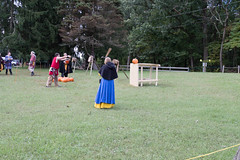 GG&G Carillion SCA 10-13-18-42 (Philip H Levy) Tags: sca knight battle tournament swordfighting throwingax middleages medieval darkages renaissance ax spear sword polearm armor fight fighting martialarts eastkingdom kingdom carillion reenactor