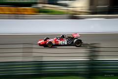 Flying by (alexring) Tags: spa spafrancorchamps spasixhours belgium race endurance historic classic car formula1 detomaso detomaso50538 nikon d750 alexring