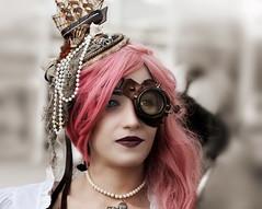 OKIMG_6633 (taymtaym) Tags: steampunk steampunkitalia steamers cosplay cosplayers costumes costumi costume cosplayer portrait portraits ritratto ritratti girl lady ragazza modella