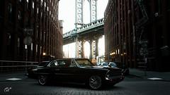 'Murica (m i n i t e k) Tags: america muscle car power bridge gran turismo sport