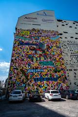leipzig - michael fischer street art (relaxedhothead) Tags: fujixt2 samyang12mm leipzig michaelfischer streetart