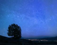 Sky above Kyustendil