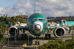 7192 737-8 S7 Airlines (737 MAX Production) Tags: b737 boeing737max boeing boeing737 boeing7378 boeing7378max 71927378s7airlines