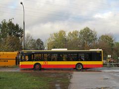 """Solaris Urbini 12III Euro 6, #9448, """"Arriva Bus Transport"""" Warszawa (transport131) Tags: bus autobus solaris urbino arriva transport warszawa ztm warsaw wtp"""