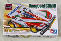 VANGUARD-SONIC (JACK747) Tags: tamiya tamiya132 mini4wd 4wd twinstar models toys japantoy hobby 4wdchassic carmodels letsgo vanguardsonic
